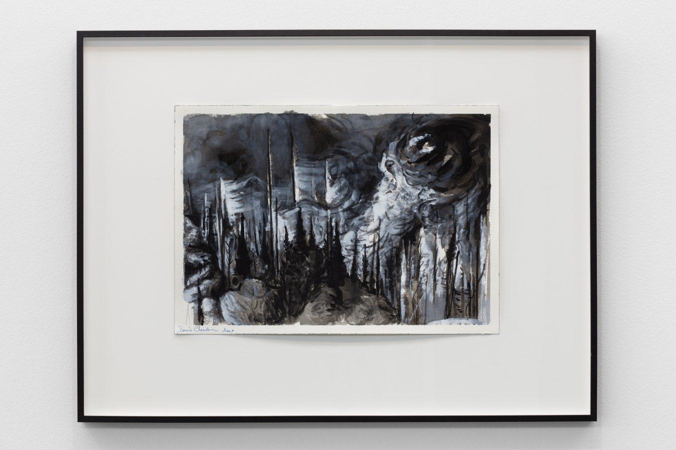 Galeria Pedro Cera – David Claerbout - Wildfire