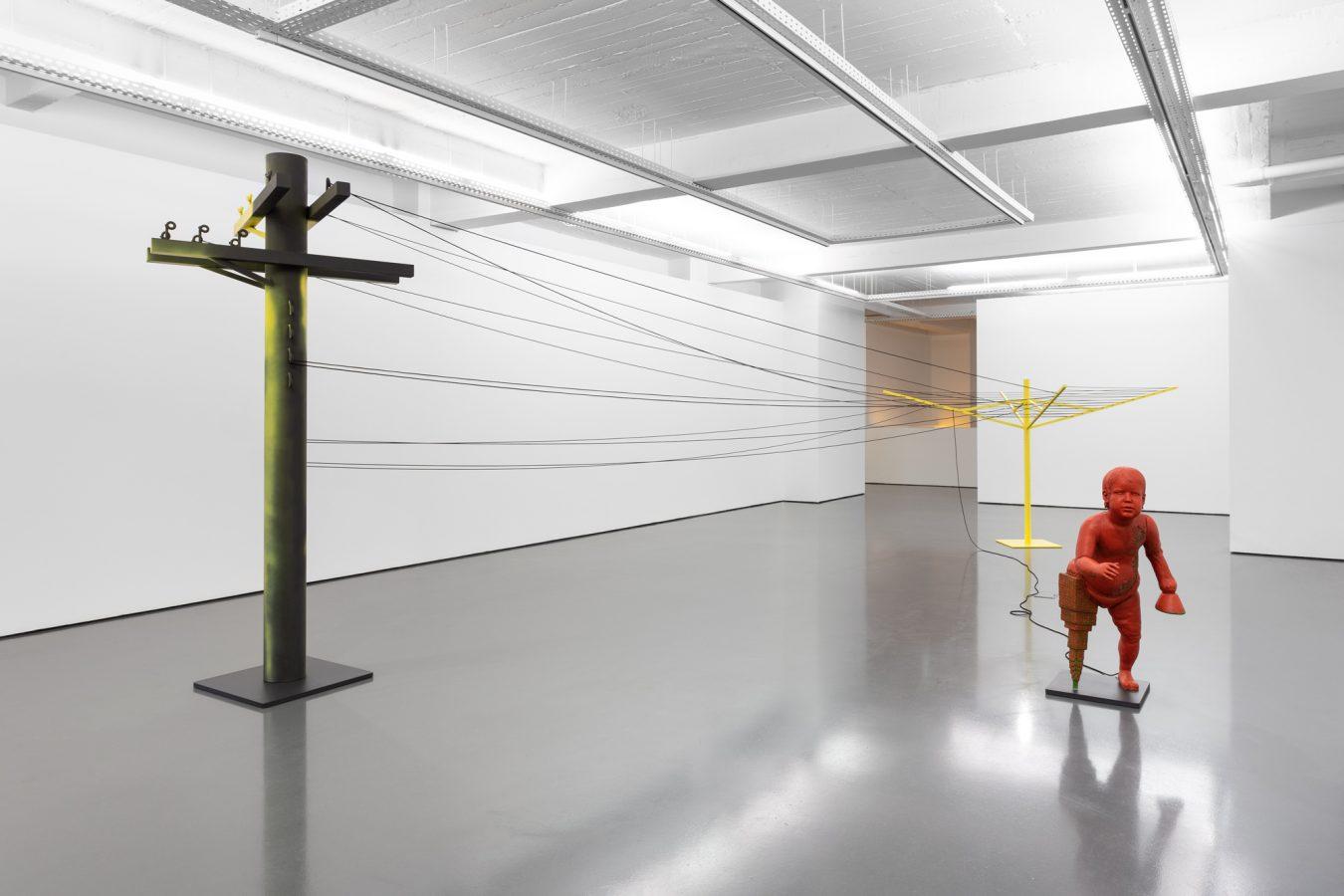 Galeria Pedro Cera – Lena Henke - Ice to Gas