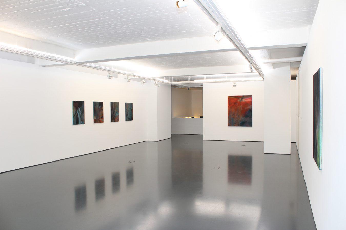 Galeria Pedro Cera – Ana Manso - oásis e o deserto