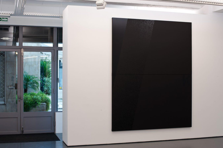 Galeria Pedro Cera – Adam Pendleton - New Black Dada Paintings