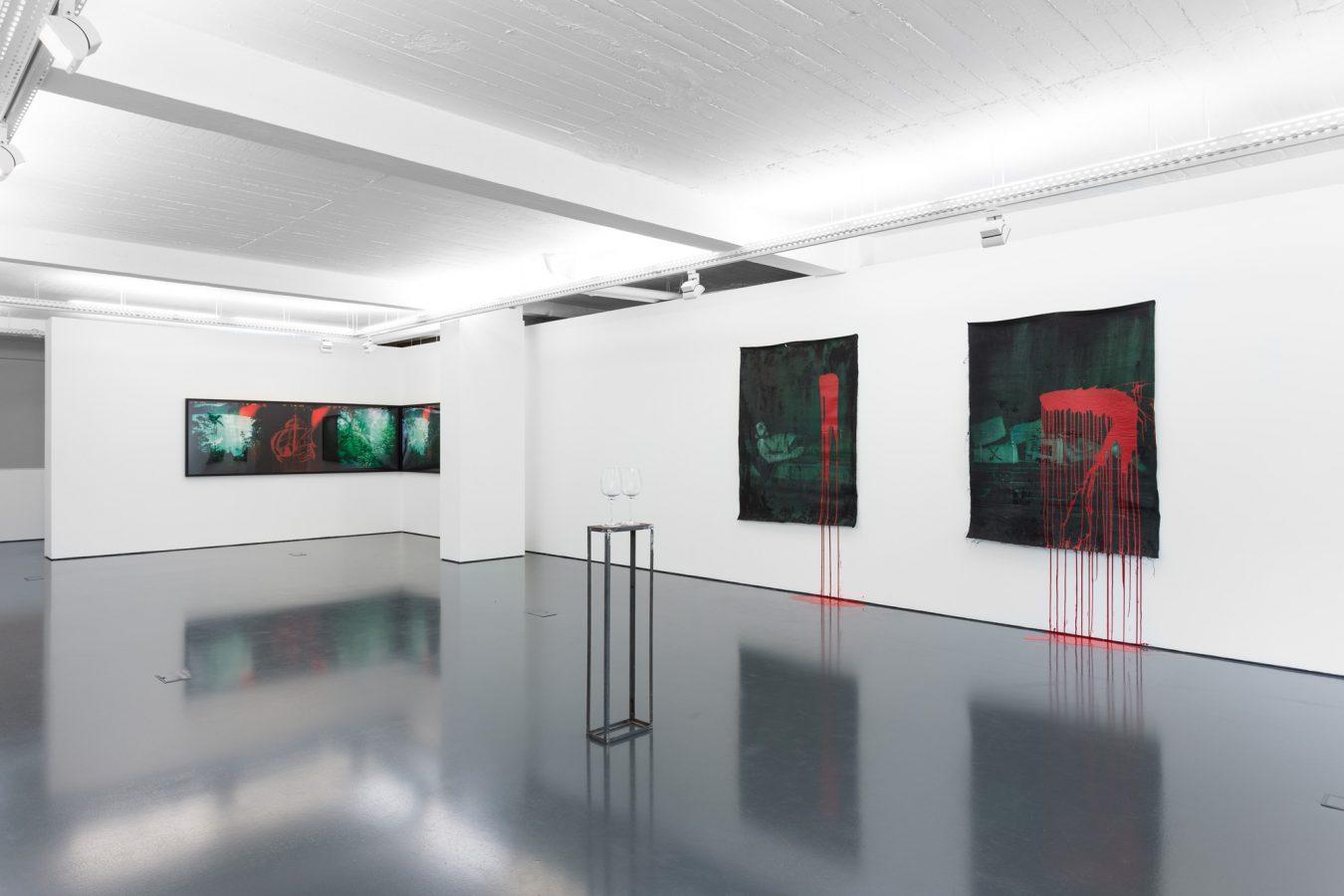 Galeria Pedro Cera – Dora Longo Bahia - Felix Culpa
