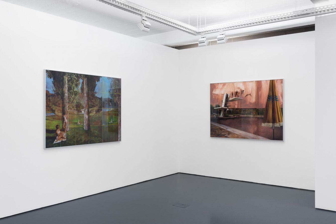Galeria Pedro Cera –  Gil Heitor Cortesão - Lost Summer