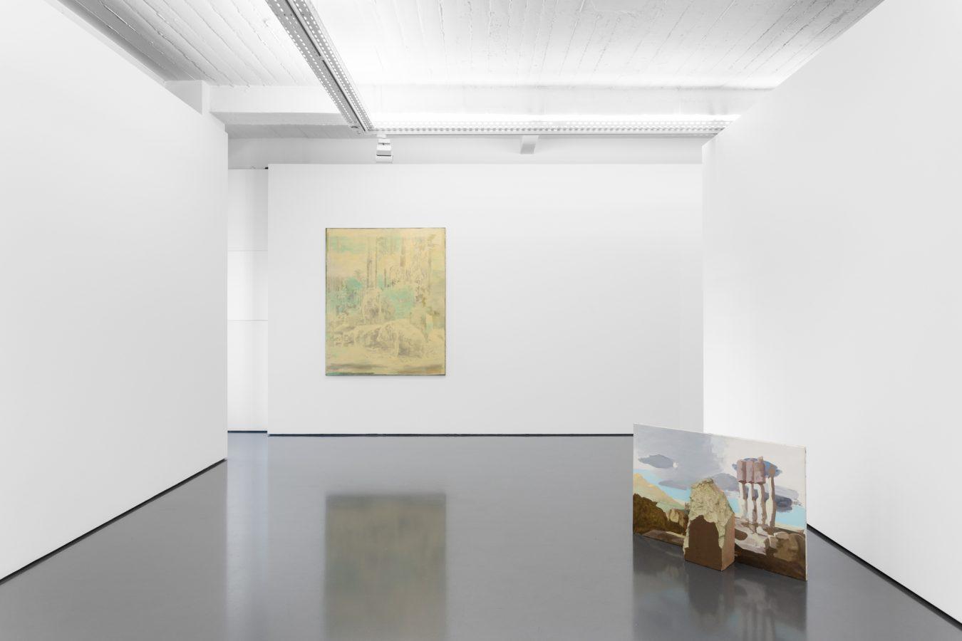 Galeria Pedro Cera – Ana Jotta, Daniel Gustav Cramer, Gil Heitor Cortesão, Luís Paulo Costa and Paulo Brighenti - Where and When