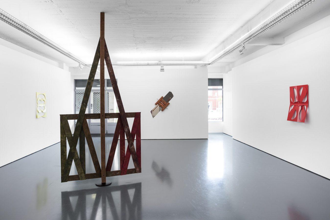 Galeria Pedro Cera – Matt Keegan & Rachel Foullon - LL|EE