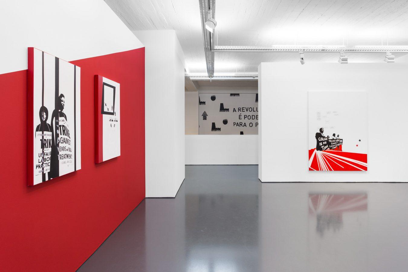 Galeria Pedro Cera – Marinella Senatore - Procession